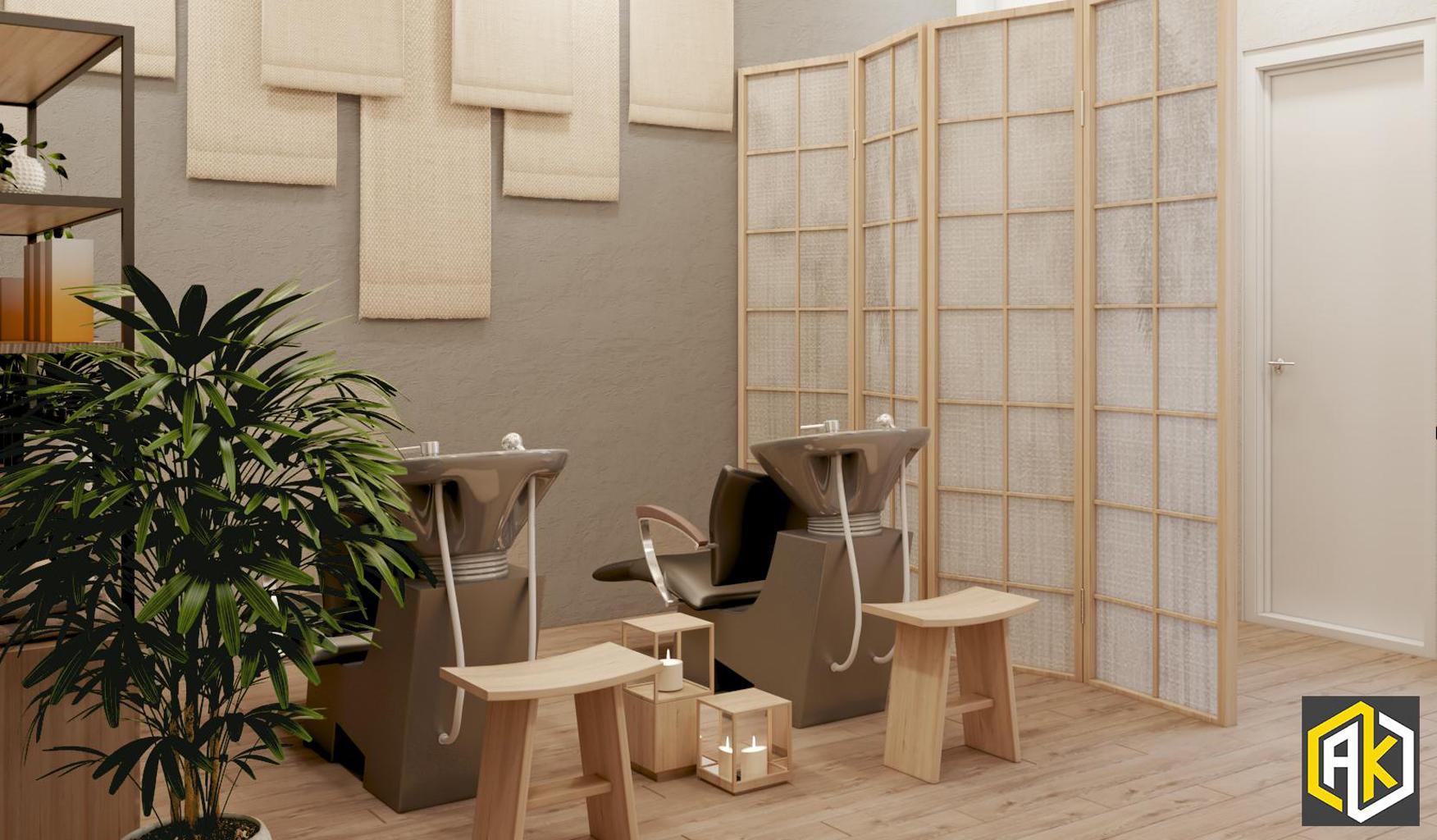 Báo giá thiết kế nội thất Spa(2)