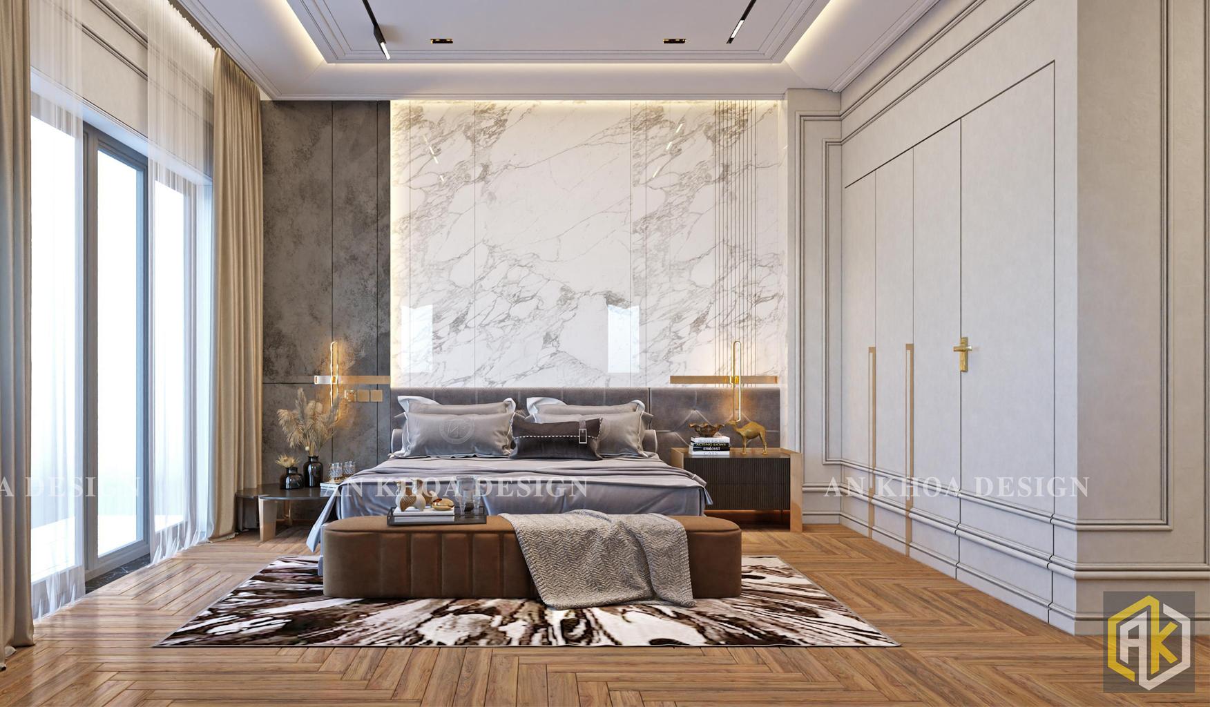 Thiết kế nội thất biệt thự sang trọng(1)