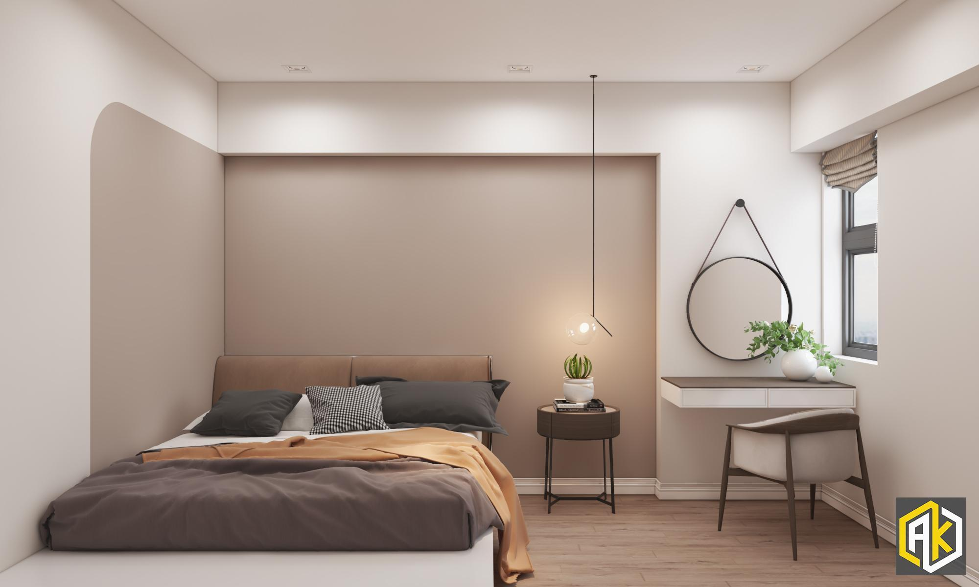 Thiết kế nội thất căn hộ chung cư 60m2 (6)