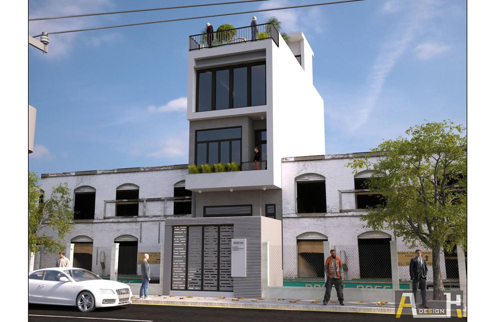 Thiết kế nội thất nhà phố 250m2 (13)